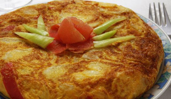 Рецепта за картофена фритата | Нашенско